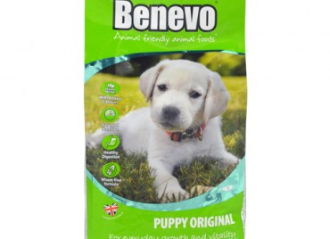 Benevo Puppy – vegan