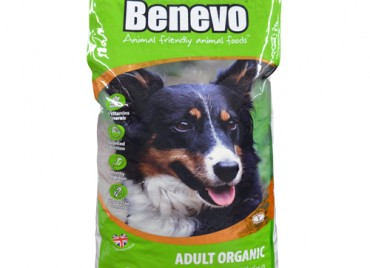 Benevo Dog Organic – vegan