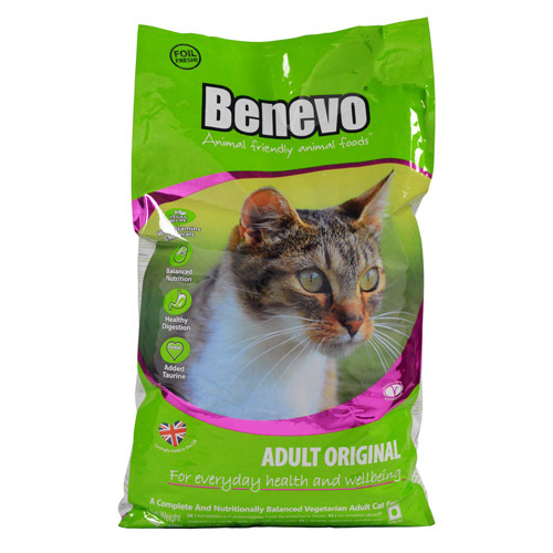 Benevo Cat – vegan