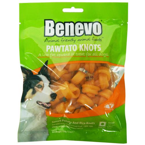 Benevo Pawtato Knots – Vegan