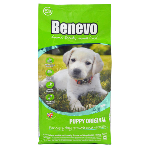 Benevo Puppy – vegan