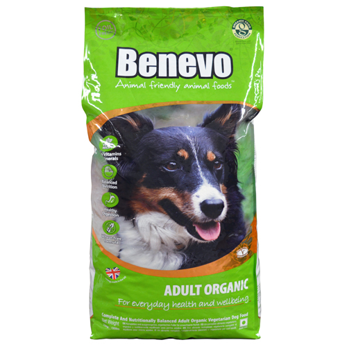 Benevo Dog Organic – vegan
